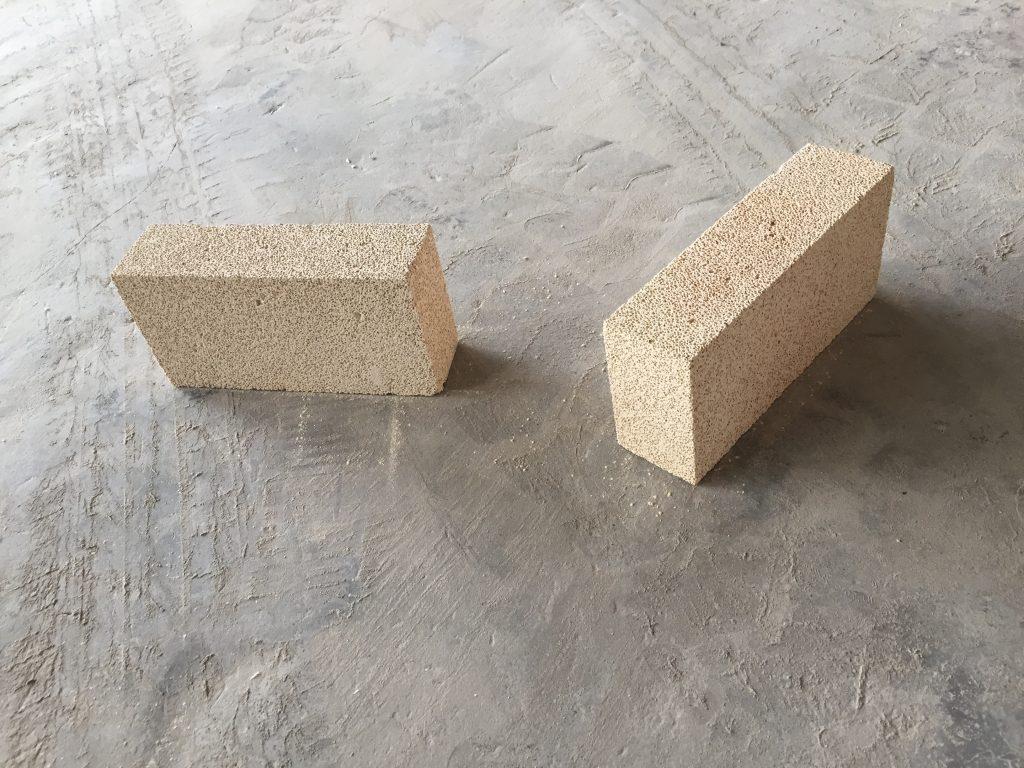高鋁聚氫磚